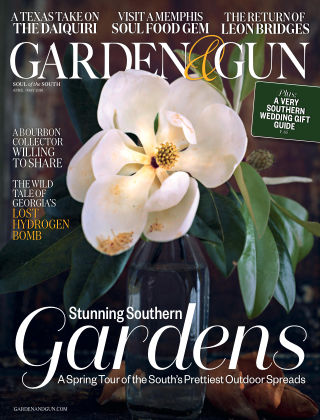 Garden & Gun Apr-May 2018