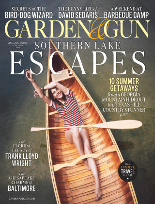 Garden & Gun Jun-Jul 2018