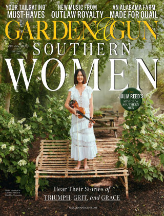 Garden & Gun Aug-Sep 2018