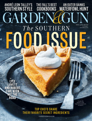 Garden & Gun Oct-Nov 2018