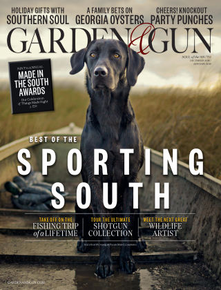 Garden & Gun Dec-Jan 2019