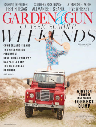 Garden & Gun Jun-Jul 2019