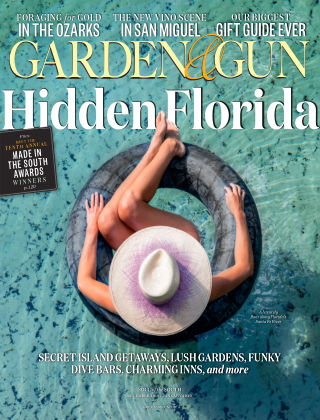 Garden & Gun Dec-Jan 2020