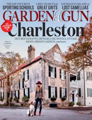 Garden & Gun Feb-Mar 2020