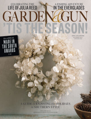 Garden & Gun Dec Jan 2021