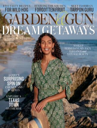 Garden & Gun February:March 2021