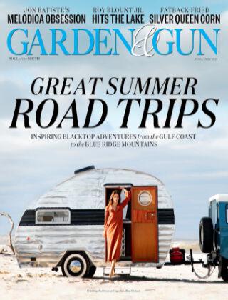 Garden & Gun June:July 2021