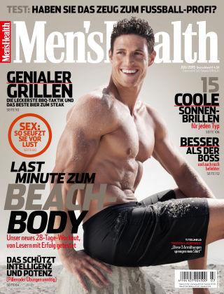 Men's Health - DE 07/2015