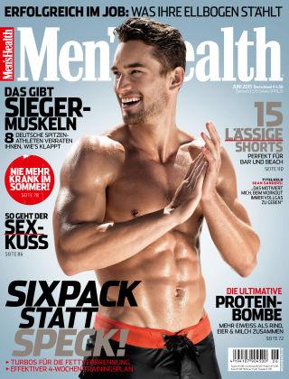 Men's Health - DE 06/2015