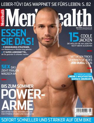Men's Health - DE 05/2015
