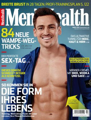 Men's Health - DE 03/2015