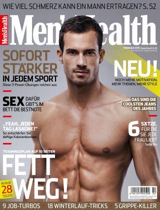 Men's Health - DE 02/2015