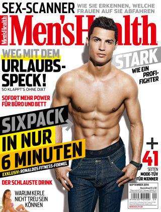 Men's Health - DE 09/2014