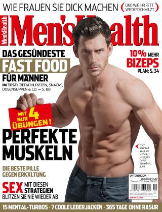 Men's Health - DE 10/2014
