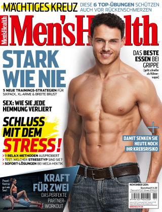Men's Health - DE 11/2014