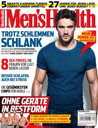 Men's Health - DE 12/2014