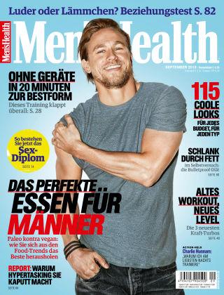 Men's Health - DE 09/2015