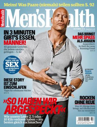 Men's Health - DE 10/2015