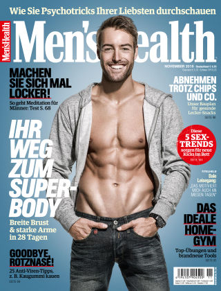 Men's Health - DE 11/2015