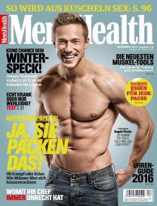 Men's Health - DE 12/2015