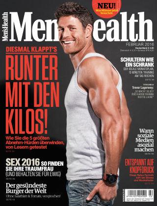 Men's Health - DE 02/2016