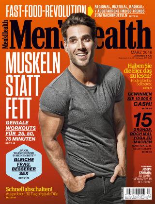 Men's Health - DE 03/2016