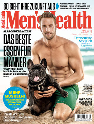 Men's Health - DE 05/2016