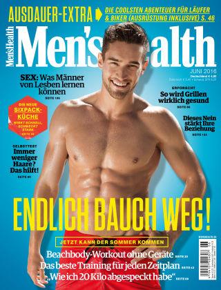 Men's Health - DE 06/2016