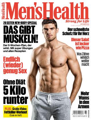 Men's Health - DE 10/2016