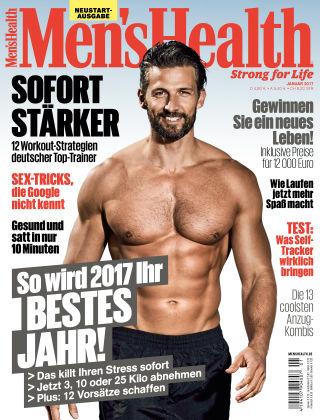 Men's Health - DE 01/2017