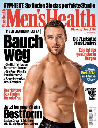 Men's Health - DE 02/2017