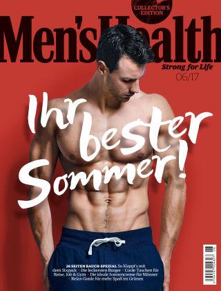 Men's Health - DE 06/2017