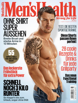 Men's Health - DE 07/2017