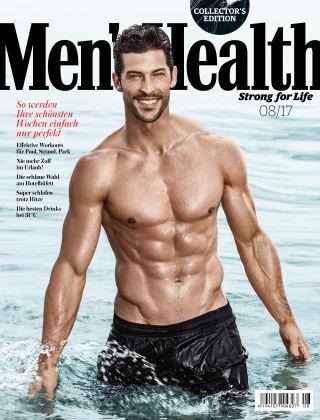 Men's Health - DE 08/2017