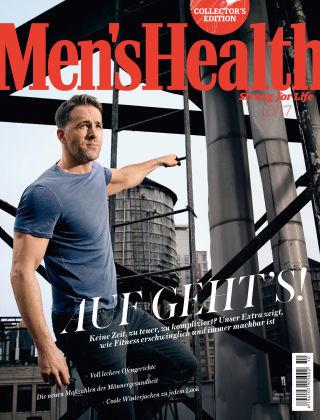 Men's Health - DE 10/2017