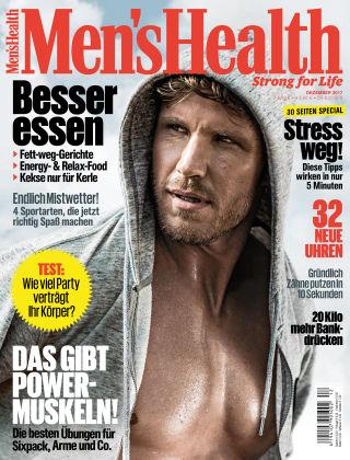 Men's Health - DE 12/2017