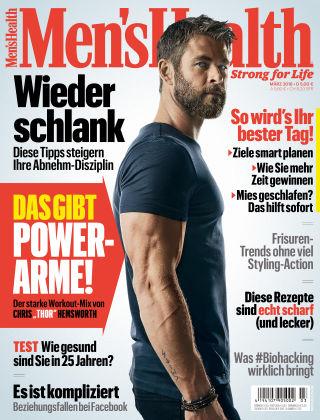 Men's Health - DE 03/2018