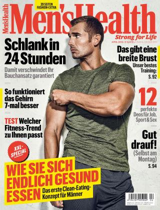 Men's Health - DE 04/2018