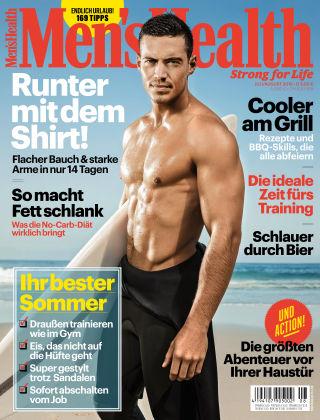 Men's Health - DE 07_08/2018
