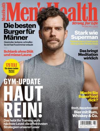 Men's Health - DE 10/2018