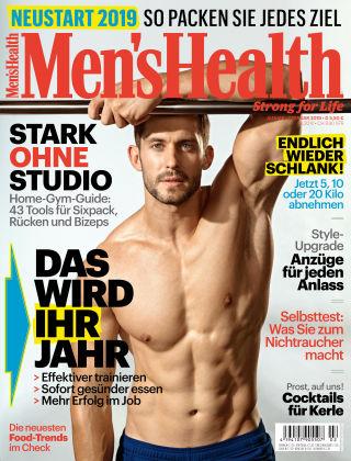 Men's Health - DE 02/2019
