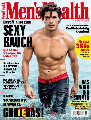 Men's Health - DE 08 2019