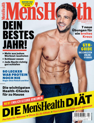 Men's Health - DE 01/02 2020
