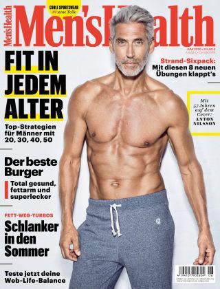 Men's Health - DE 06 2020