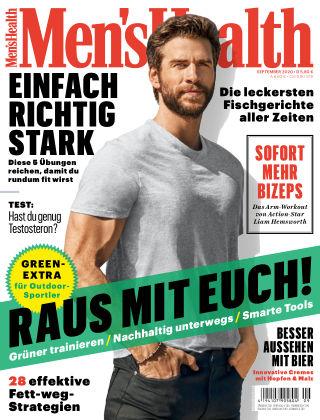 Men's Health - DE 09 2020