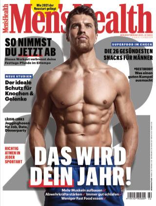 Men's Health - DE 01 2021