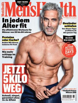 Men's Health - DE 11 2021