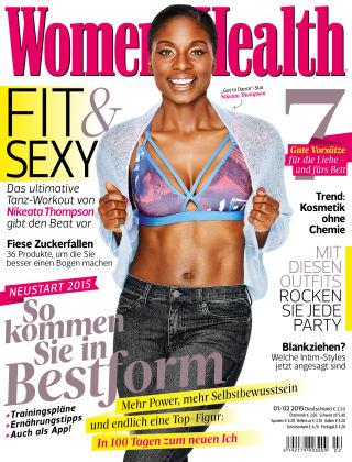 Women's Health - DE 01_02/2015