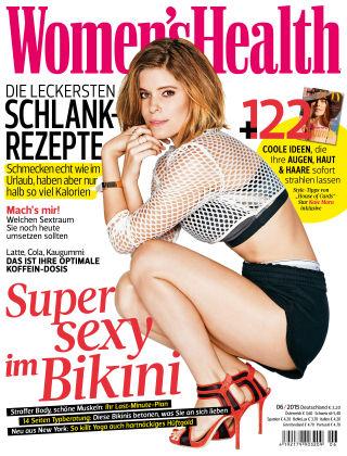 Women's Health - DE 06/2015