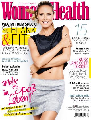Women's Health - DE 03/2014